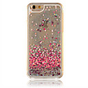 cheap Earrings-Case For iPhone 7 / iPhone 7 Plus / iPhone 6s Plus iPhone 6 Plus / iPhone 6 Flowing Liquid Back Cover Glitter Shine Hard PC for iPhone 8 Plus / iPhone 8 / iPhone 7 Plus