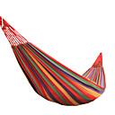 preiswerte Camping-Tools, Karabiner & Leinen-Kinderbetten und Hängematten / Campinghängematte Außen Tragbar, Extraleicht(UL), Atmungsaktivität Segeltuch, Nylon für Wandern / Strand / Camping - 1 Person Rot / Blau