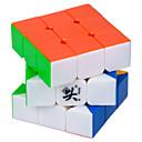 billige Puslespill i tre-Rubiks kube DaYan 3*3*3 Glatt Hastighetskube Magiske kuber Kubisk Puslespill profesjonelt nivå Hastighet Gave Klassisk & Tidløs Jente