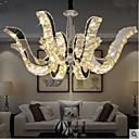 cheap Pendant Lights-6-Light Pendant Light Ambient Light Electroplated Metal LED 110-120V / 220-240V Warm White / White LED Light Source Included / LED Integrated