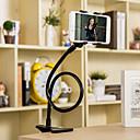 abordables Cables y Cargador-ziqiao soporte para teléfono perezoso un coche escritorio cama universal para todos los teléfonos móviles (colores aleatorios)
