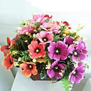 ieftine Flori Artificiale-Flori artificiale 1 ramură Pastoral Stil Floarea soarelui Față de masă flori