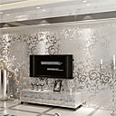 cheap Wall Stickers-Wallpaper Non-woven Paper Wall Covering - Adhesive required Art Deco