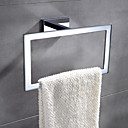 preiswerte Handtuchhalter-Handtuchhalter Moderne Messing 1 Stück - Hotelbad Handtuchring