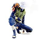 billige Anime actionfigurer-Anime Action Figurer Inspirert av Naruto Hatake Kakashi PVC 14 cm CM Modell Leker Dukke Herre Gutt Jente