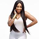 cheap Synthetic Capless Wigs-african black wig fashion female chemical fiber false head long straight hair