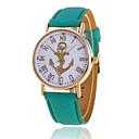 cheap Fashion Watches-Xu™ Women's Quartz Wrist Watch Casual Watch PU Band Charm Fashion Black White Green Pink