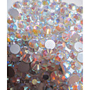 hesapli Tırnak Takısı-1440pcs/pack Nail Jewelry Klasik Karikatür Günlük Klasik Karikatür Yüksek kalite