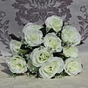 olcso Művirág-Művirágok 1 Ág Esküvői virágok Rózsák Asztali virág