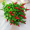 cheap Artificial Flower-Artificial Flowers 1 Branch Simple Style Plants Tabletop Flower