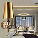 baratos Fones de Ouvido-Moderno/Contemporâneo Luminárias de parede Para Metal Luz de parede 220V 110-120V 220-240V 40WW