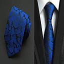 baratos Smoking-Homens Luxo / Estampado / Clássico Gravata - Fashion Criativo