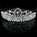 cheap Party Headpieces-Bridal Wedding Princess Pageant Prom Crystal Tiara Crown Headband