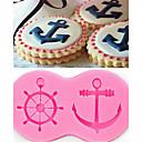 olcso Autós függők, díszítőelemek-Bakeware eszközök Szilikon Környezetbarát / DIY Torta / Keksz / Csokoládé Cartoon Shaped sütőformát 1db