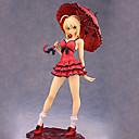 voordelige Anime actiefiguren-Anime Action Figures geinspireerd door Fate/stay night Cosplay PVC 25 CM Modelspeelgoed Speelgoedpop