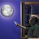 baratos Novidades em Iluminação-1 Pça. LED Night Light Bateria Sensor Controlado remotamente Regulável Programável