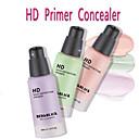 abordables Prebases Faciales-3 colores Líquido Corrector / Contorno Húmedo / Mate / Mineral Blanqueo / Humedad Rostro Maquillaje Cosmético