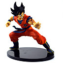cheap Anime Action Figures-Anime Action Figures Inspired by Dragon Ball Son Goku PVC(PolyVinyl Chloride) 15 cm CM Model Toys Doll Toy