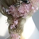 preiswerte Hochzeit Schals-Stoff Haarnadel mit 1 Hochzeit / Besondere Anlässe / Normal Kopfschmuck