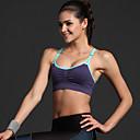 billige Løbetøj-SportsBH'er / Undertøj / basislagene Dame Hurtigtørrende / Høj Åndbarhed / Åndbart for Yoga / Træning & Fitness Nylon / Tactel