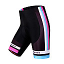 cheap Memory Cards-WOSAWE Women's Cycling Padded Shorts Bike Shorts / Padded Shorts / Chamois / Bottoms 3D Pad, Quick Dry, Windproof Stripe Polyester,