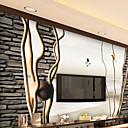 billige Vegglamper-Art Deco Hjem Dekor Luksus Tapetsering, Annen Materiale selvklebende nødvendig Veggmaleri, Tapet