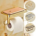 cheap Toilet Paper Holders-Bathroom Accessory Set High Quality Contemporary Zinc Alloy 1set - Hotel bath