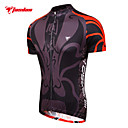 cheap Water Bottle Cages-TASDAN Men's Short Sleeve Cycling Jersey Bike Jersey / Clothing Suits, Quick Dry, Breathable, Sweat-wicking