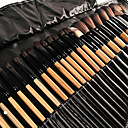 preiswerte Make-up-Pinsel-Sets-32pcs Makeup Bürsten Professional Bürsten-Satz- Nylon Pinsel / Künstliches Haar / Kunstfaser Pinsel Große Pinsel / Mittelgroße Pinsel /