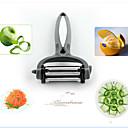 preiswerte Eyeliner-Küchengeräte Edelstahl Kreative Küche Gadget Cutter & Slicer Für Gemüse 1pc