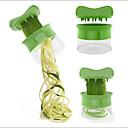 olcso Szervírozó készletek-konyhai eszközök Rozsdamentes acél Kreatív Konyha Gadget Leválasztó és reszelő Növényi 1db