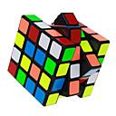 baratos Cubos mágicos-Cubo mágico Cubo QI QI YI QIYUAN 161 4*4*4 Cubo Macio de Velocidade Cubos mágicos Cubo Mágico Nível Profissional Velocidade Clássico Crianças Adulto Brinquedos Para Meninos Para Meninas Dom