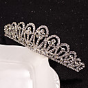 cheap Party Headpieces-Crystal / Alloy Tiaras / Hair Combs with 1 Wedding / Special Occasion Headpiece