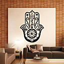 preiswerte Wand-Sticker-Mode Geschichte Formen Worte & Zitate Retro Wand-Sticker Flugzeug-Wand Sticker Dekorative Wand Sticker, PVC Haus Dekoration Wandtattoo