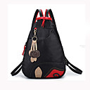cheap Backpacks-Women's Bags PU School Bag / Travel Bag / Backpack for Shopping / Outdoor Black