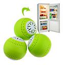 رخيصةأون أضواء LED ثنائي الدبوس-3PCS مجموعة الثلاجة الكرة الفواكه الخضروات الطازجة تمتص الثلاجة