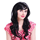 cheap Synthetic Capless Wigs-Synthetic Wig Deep Wave Synthetic Hair Wig Women's Capless