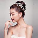 preiswerte Parykopfbedeckungen-Strass Stirnbänder mit 1 Hochzeit / Besondere Anlässe Kopfschmuck