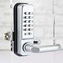 preiswerte Intelligente Verschlusstechnik-Passwort Sperre Smart Home Sicherheit System Fabrik B¨¹ro Glastür Holztür (Entsperrmodus Passwort)