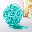 cheap Cake Toppers-Wedding Flowers Bouquets Others Decorations Wedding Party / Evening Material Elastic Satin 0-20cm
