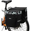 preiswerte Fahrradrahmentaschen-ROSWHEEL 30 L Fahrrad Kofferraum Tasche / Fahrradtasche / Fahrrad Kofferraum Taschen Wasserdicht, Einstellbar, Hohe Kapazität Fahrradtasche Maschen / 600D Polyester Tasche für das Rad Fahrradtasche