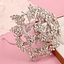 זול שרשראות-נשים נערת פרחים ריינסטון קריסטל כיסוי ראש-חתונה אירוע מיוחד חוץ סרטי ראש חלק 1