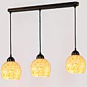 billige LED filamentlamper-3-Light Anheng Lys Nedlys Andre Metall Skall Mini Stil 110-120V / 220-240V Pære ikke Inkludert / E26 / E27