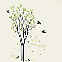 preiswerte Wand-Sticker-Dekorative Wand Sticker - Tier Wandaufkleber Landschaft / Tiere Wohnzimmer / Schlafzimmer / Esszimmer / Abziehbar