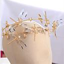 preiswerte Parykopfbedeckungen-Stoff / Aleación Stirnbänder mit Blume 1pc Hochzeit / Besondere Anlässe Kopfschmuck