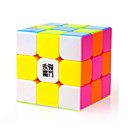 billige Rubiks kuber-Rubiks terning YONG JUN 3*3*3 Let Glidende Speedcube Magiske terninger Puslespil Terning Professionelt niveau Hastighed Gave Klassisk &