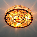 billige Taklamper-3-Light Takplafond Omgivelseslys Andre Skall Mini Stil 110-120V / 220-240V Pære ikke Inkludert / 15-20㎡ / E26 / E27