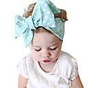 baratos Infantil Tiaras-Para Meninas Para Meninos Acessórios de Cabelo Todas as Estações Algodão, Bandanas - Arco-íris Vermelho Rosa claro Azul Claro Azul Real
