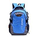 זול ארנקים-n/a תיקי גב - עמיד למים, רב תכליתי חיצוני ספורט פנאי, לטייל, ריצה ניילון כחול סקיי בהיר, אדום, כחול