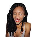 tanie Warkocze-Pleść warkocze Warkocze Box / Plecione loczki / Hawana Dredy / Sztuczne loki Włosy w 100% z kanekalonu / Kanekalon 12 korzeni / opakowanie, 24 korzenie / opakowanie Włosy Warkocze Doczepiane dredy